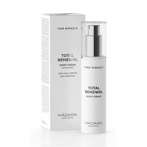 TIME MIRACLE Crema de noapte TOTAL RENEWAL Madara