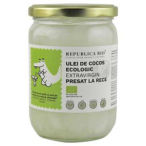 Ulei de cocos Republica Bio