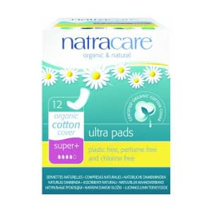 Absorbante super Natracare