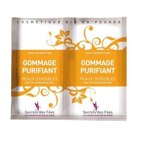 exfoliant-facial-purifiant-cu-miere-si-banana-pt-ten-sensibil-secrets-des-fees-2x4g