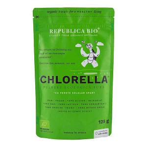 Chlorella pudra bio Republica Bio