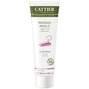 Masca pentru ten sensibil cu argila roz Cattier