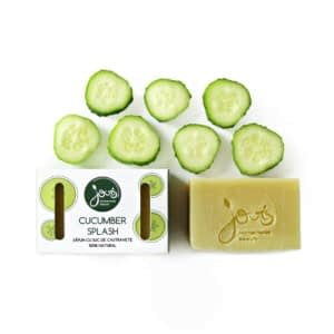 sapun natural cucumber splash 100 gr