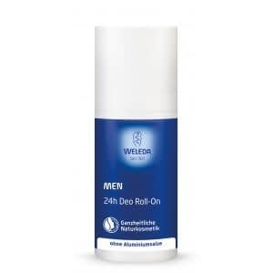 Deodorant roll on men weleda