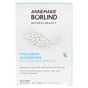 Pernite pentru ochi cu acid hialuronic Annemarie Borlind