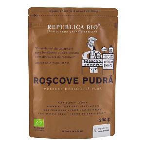 Pudra de roscove carobul Republica Bio
