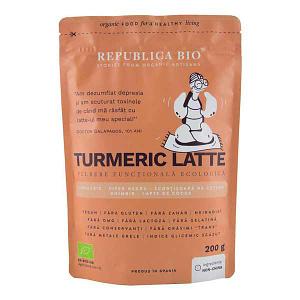 Turmericul Latte Republica Bio