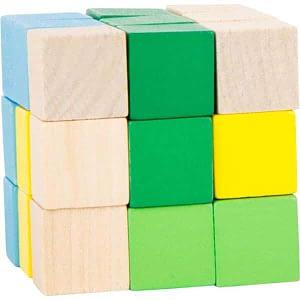 Cub din lemn pentru copii