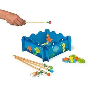 Joc de pescuit magnetic