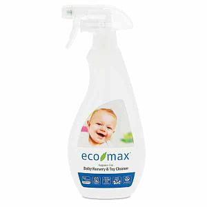 Solutie naturala pentru curatat jucarii Ecomax