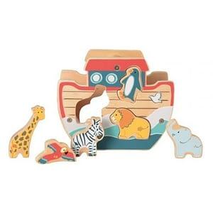 Arca lui Noe cutia formelor Egmont Toys