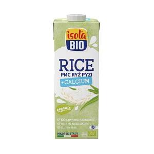 Bautura vegetala din orez si calciu Isola Bio