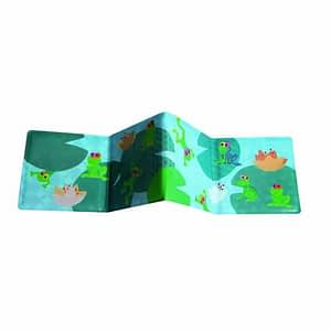 Carte pentru baita bebe broscute Egmont Toys