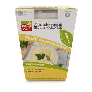 Maioneza vegetala bio