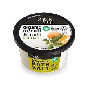 Sare de baie naturala Organic Shop