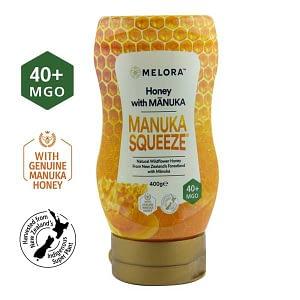 Mix miere de Manuka MGO40+ Melora