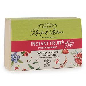 Sapun bio Fruty Moment (fructe rosii) Rampal Latour