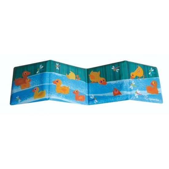 Carte pentru baita bebe ratuste Egmont Toys