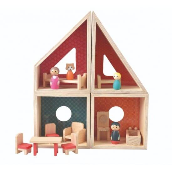 Casa de papusi modulara Egmont Toys