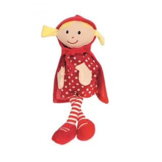 Papusa de mana Scufita rosie Egmont Toys
