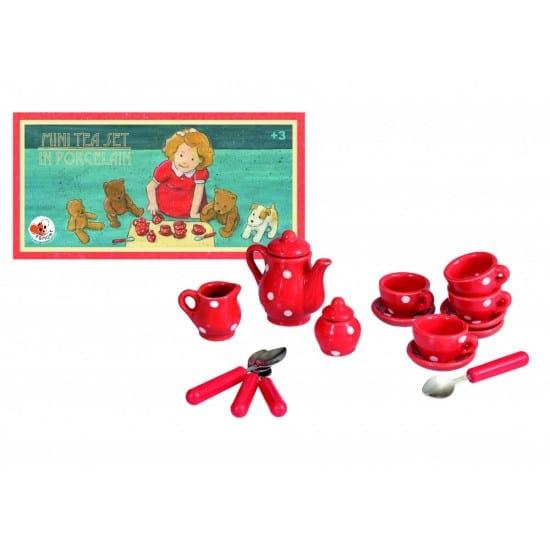 Set ceai din portelan miniaturi Egmont Toys