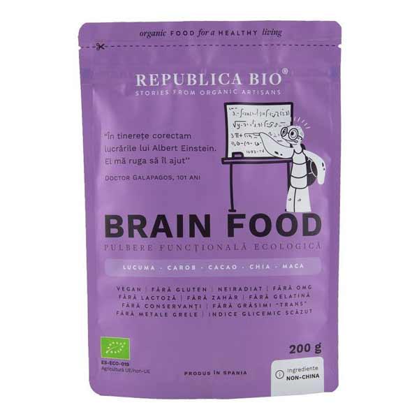 Brain Food pulbere Republica Bio