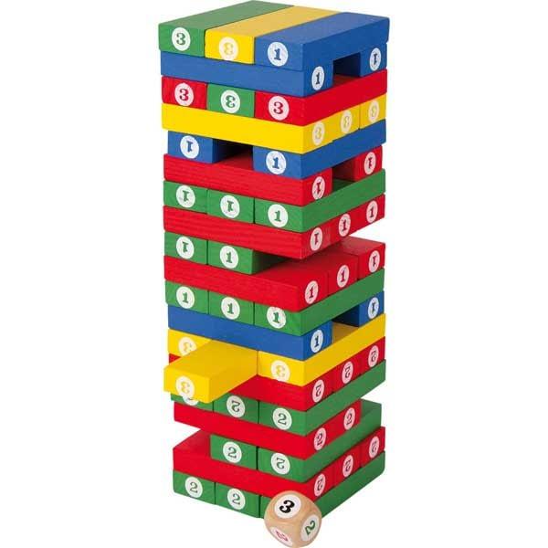 Turnul instabil din lemn