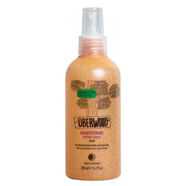 Spray fixativ natural cu miez de pin Uberwood