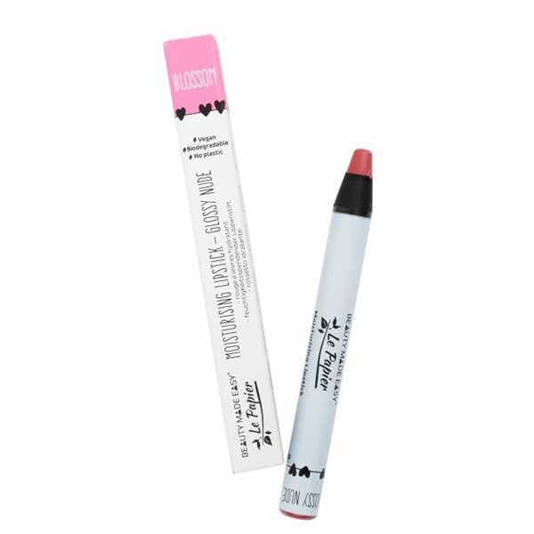 Ruj hidratant Glossy Nude Blossom (tip creion) Le Papier 6 g
