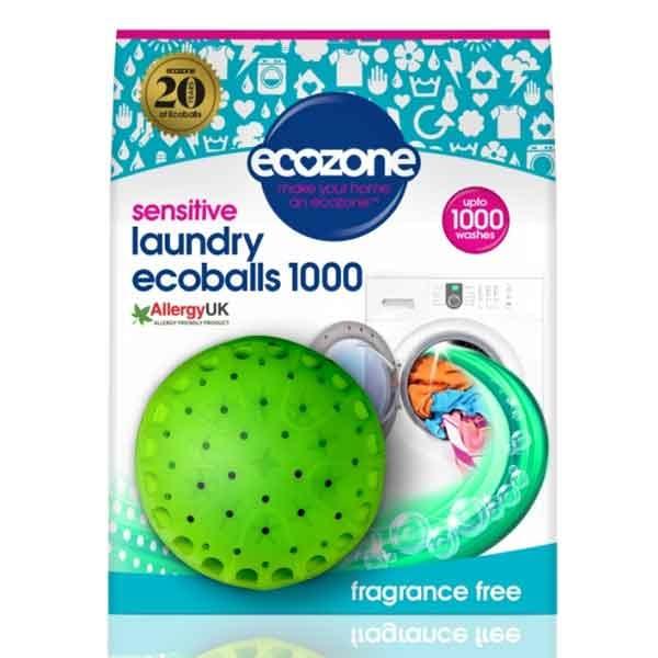 Bila ecologica pentru spalat rufe Eco Ball Ecozone