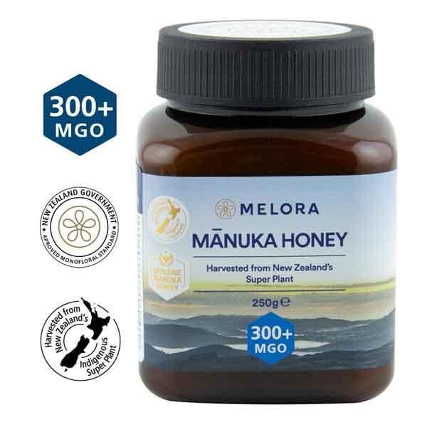 Miere Manuka MGO 300+ Melora